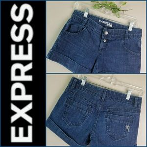 EXPRESS JEANS Shorts!